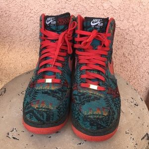 Nike Shoes - Nike Pendleton Men's Sneakers Size 15 Air Force 1
